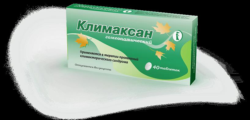 Климаксан гомеопатический - инструкция по применению